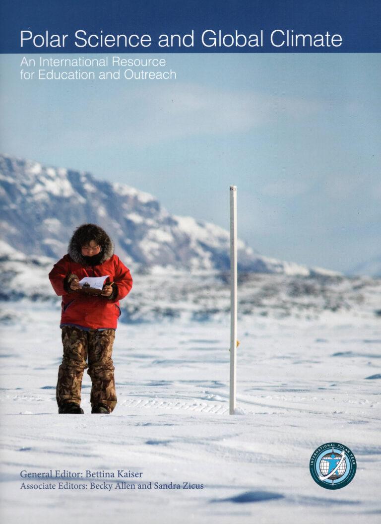 2010 Polar Resource Book Cover